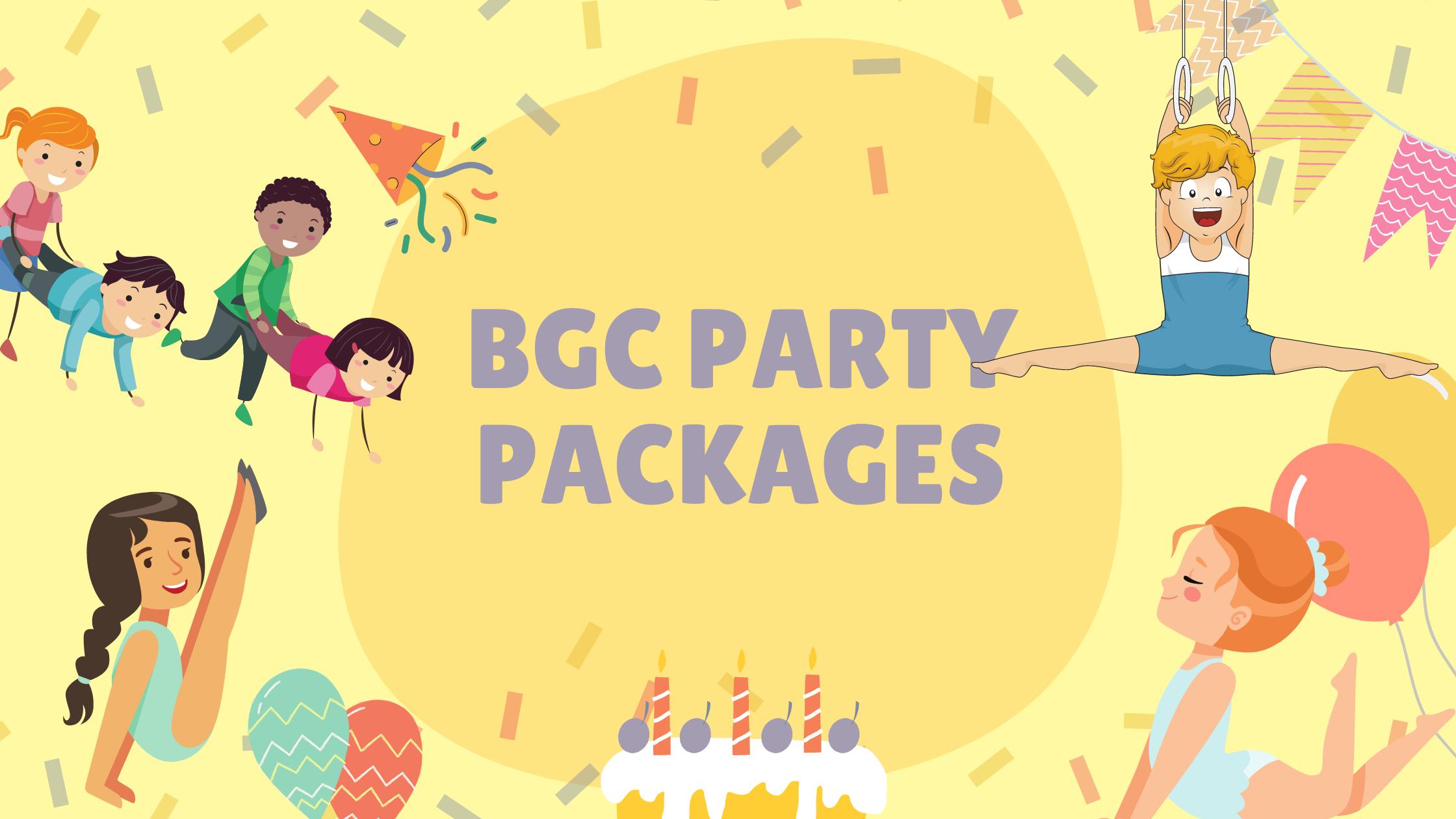 Cute Birthday Party Invitation Banner